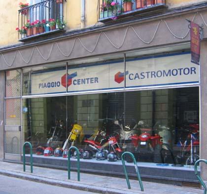Castromotor motos barrio h medo leon for Ferreteria barrio salamanca