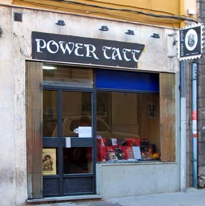 Power tatto barrio h medo leon for Ferreteria barrio salamanca